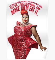 LATRICE ROYALE - MAKE THEM EAT IT Poster