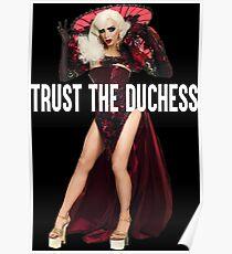 ALYSSA EDWARDS - TRUST THE DUCHESS Poster