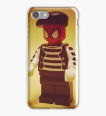 Spider-Mime iPhone Case/Skin