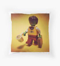 Hulk Programming Throw Pillow