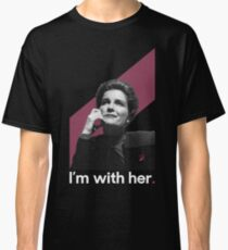 Janeway Cranberry Classic T-Shirt
