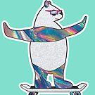 Panda Sk8r by RogueGear