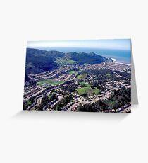 Pacifica California  Greeting Card