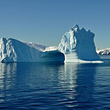 Ice berg Antarctica by VeropRios