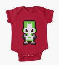 Pixel Green Knight One Piece - Short Sleeve