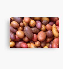 Potatoes Canvas Print