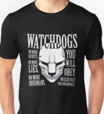 Watchdogs Unisex T-Shirt