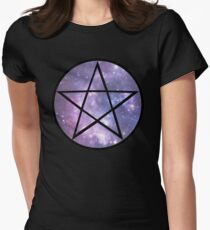 Pentagram Galaxy  T-Shirt