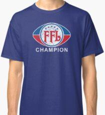 Fantasy Football League Champion Classic T-Shirt