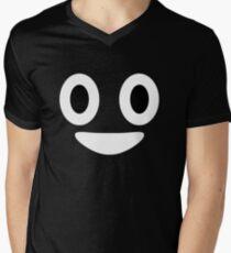 Halloween Poop Emoji Costume Men's V-Neck T-Shirt