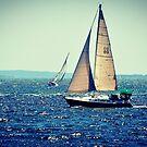Sunday Sailing by Poete100