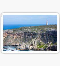 Cape Du Couedic lighthouse on Kangaroo island,South Australia Sticker