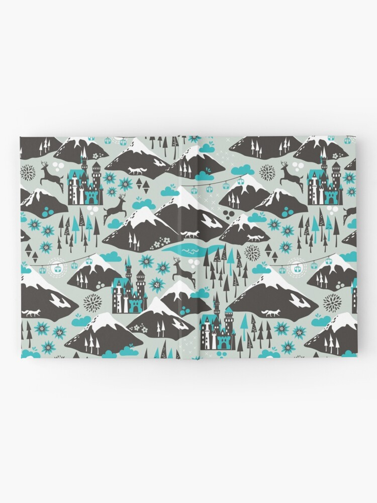 Alternate view of The Alps Hardcover Journal
