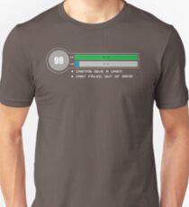 Casting failed! Unisex T-Shirt