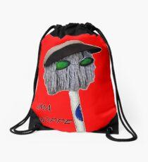 Ima Moppe, Sidekick of Ron Cahill Drawstring Bag