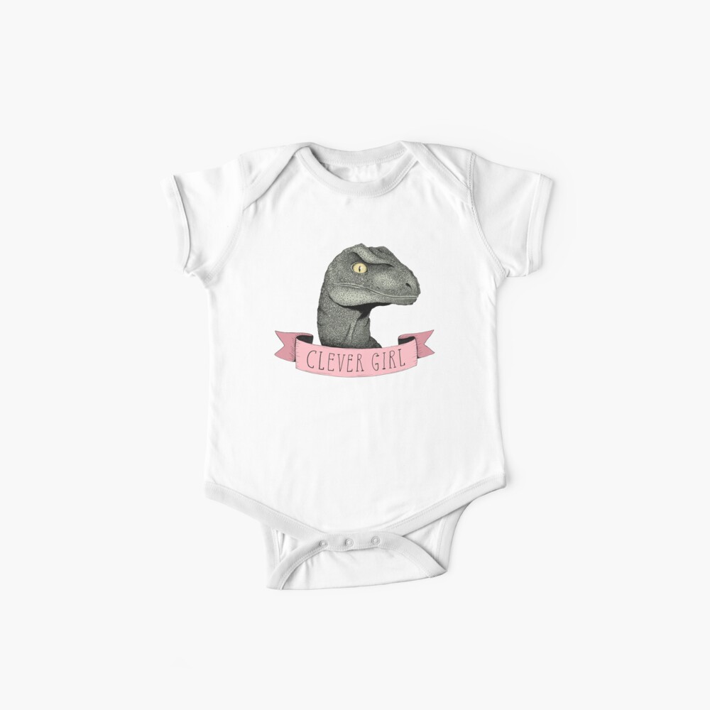 Clever Girl Baby One-Piece