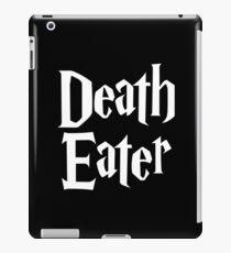 Death Eater logo iPad Case/Skin