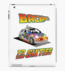 Back To the Sixties iPad Case/Skin