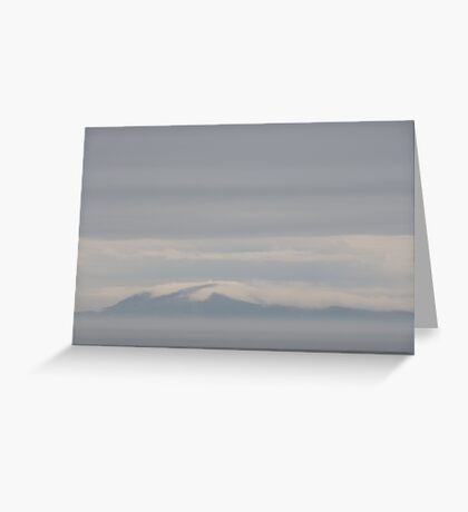 Fantasy Within the Clouds Greeting Card