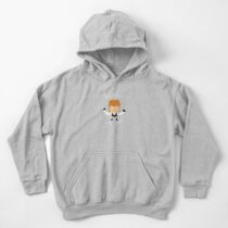 Find Your Own Path Kids Pullover Hoodie