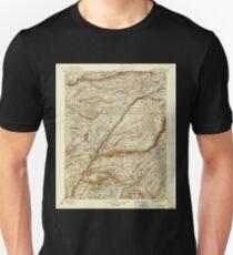 USGS TOPO Map California CA Big Trees 299225 1901 125000 geo T-Shirt