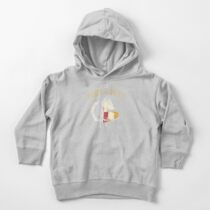 Raised By Wolves Toddler Pullover Hoodie