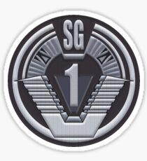 SG-1 Uniform badge Sticker