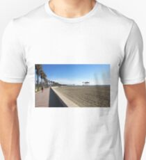 THE PALMS GO ON FOREVER. T-Shirt