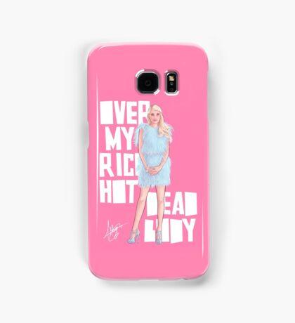 Scream Queen Samsung Galaxy Case/Skin