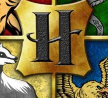 Hogwarts Sticker