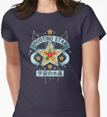 Shooting Stars Club Women's Fitted T-Shirt