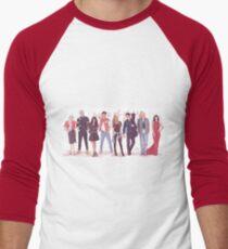 Throne of Glass - Modern day Men's Baseball ¾ T-Shirt