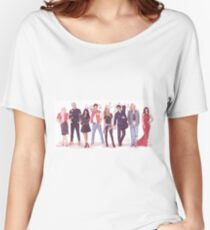 Throne of Glass - Modern day Women's Relaxed Fit T-Shirt