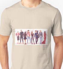 Throne of Glass - Modern day Unisex T-Shirt