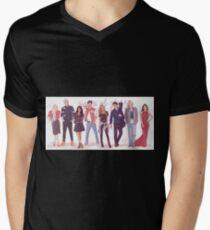 Throne of Glass - Modern day Men's V-Neck T-Shirt