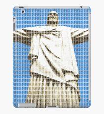 Christ The Redeemer - Blue iPad Case/Skin