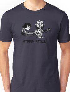 Steely Brown Unisex T-Shirt