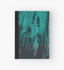 Lavender Silhouette Hardcover Journal