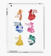 Princesses - Castle iPad Case/Skin
