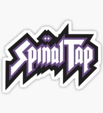 Spinal Tap Sticker