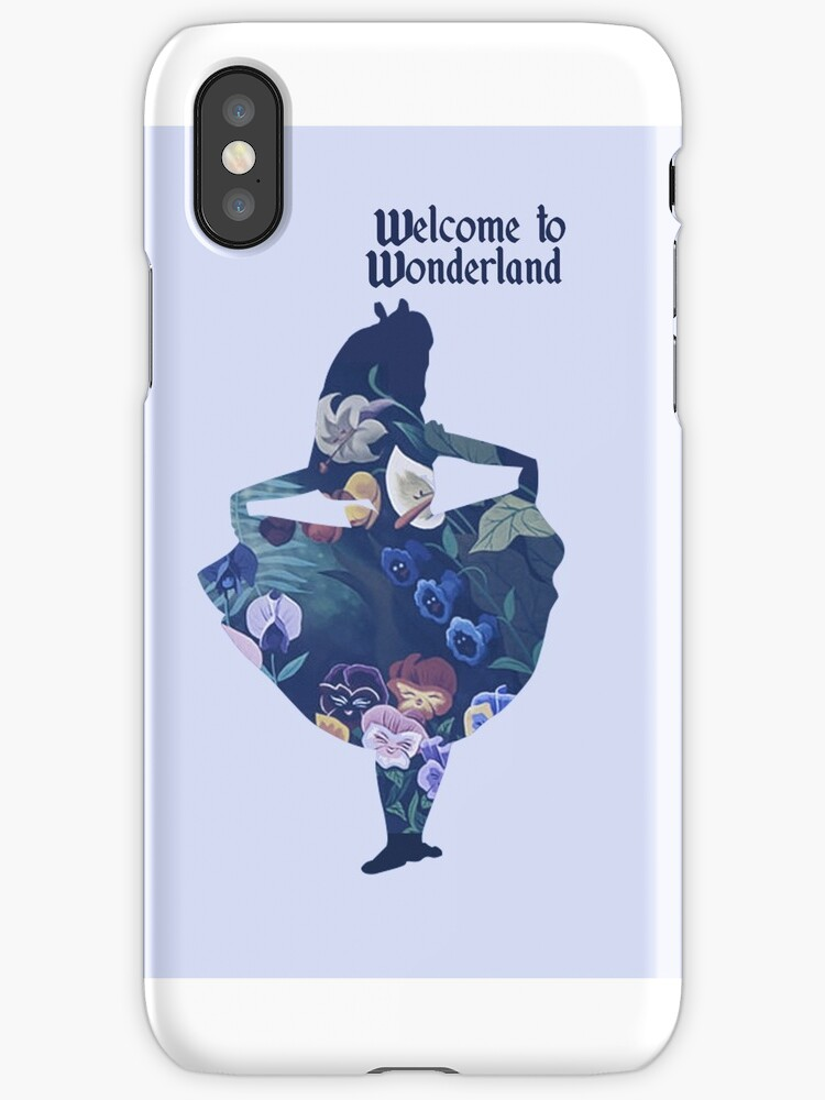 Welcome to Wonderland - Blue by MargaHG