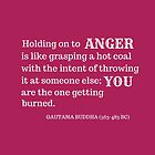 Holding on to Anger by Barkha Javed