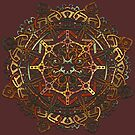Bronzeworks Mandala by WelshPixie