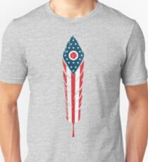 Ohio Feather Slim Fit T-Shirt