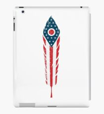Ohio Feather iPad Case/Skin
