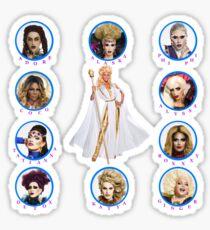 All Stars 2 Sticker