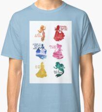 Princesses - Castle Classic T-Shirt