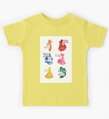 Princesses - Castle Kids Clothes