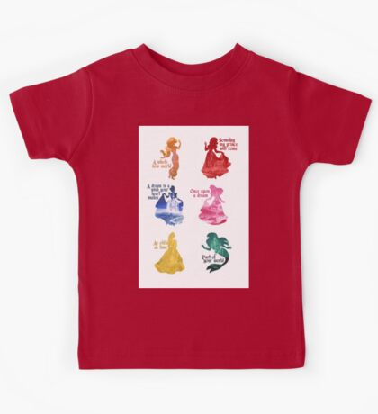 Princesses - Castle Kids Clothes