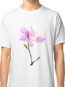 one purple Buahinia Classic T-Shirt